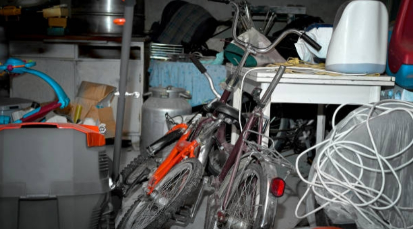 Basement Junk Removals